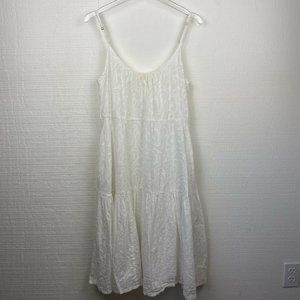 Roberta Roller Rabbit Dakota Dress White Boho
